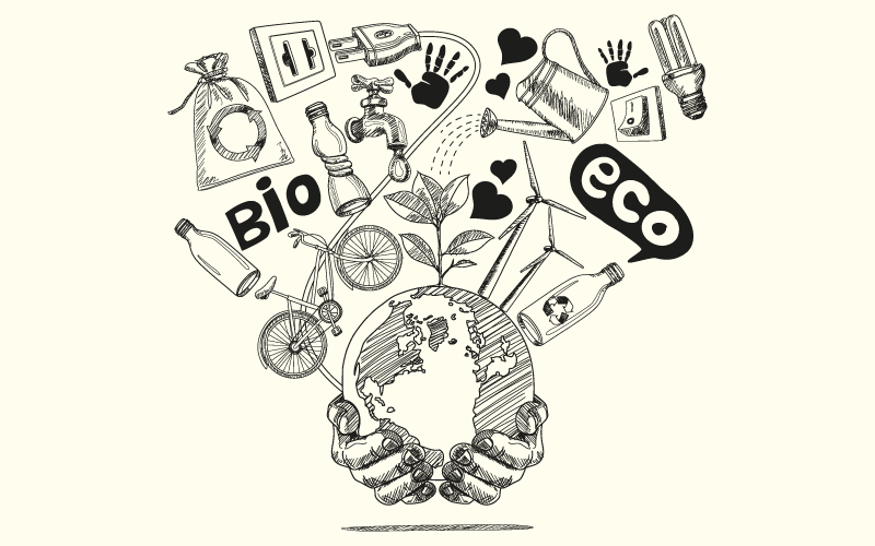 Dise o gr fico sustentable hashtag for Diseno sustentable