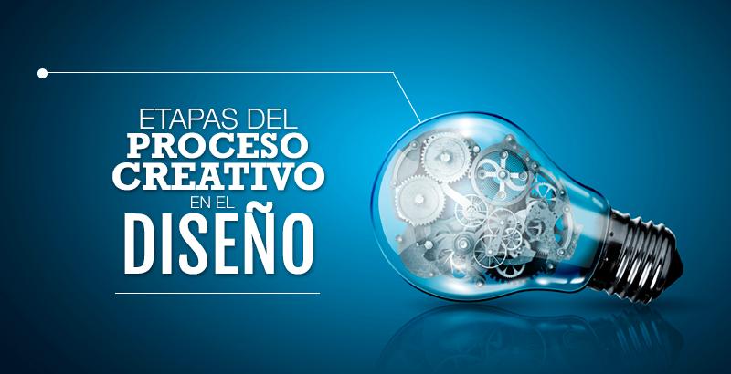 Etapas Del Proceso Creativo En El Dise O Hashtag