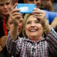 Cómo las redes sociales impulsan la candidatura de Hillary Clinton