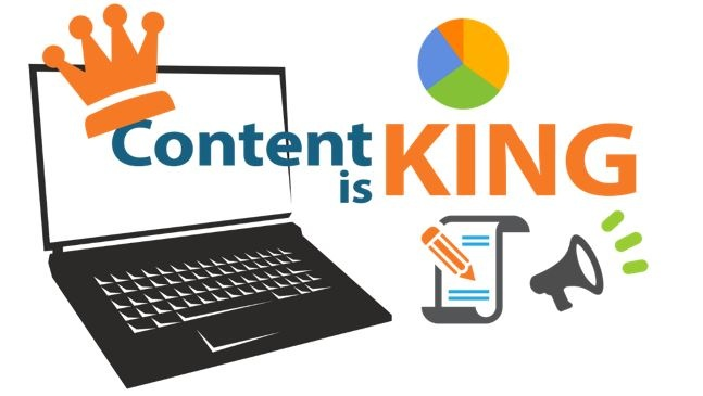 Desarrollemos y curemos contenidos de valor, frescos e idóneos para nuestra web