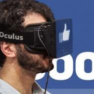 Facebook busca impulsar con mayor fuerza la realidad virtual