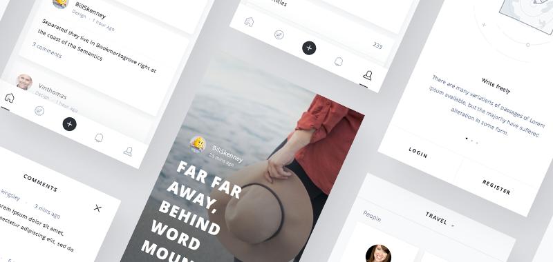 Diseño web: ¿Qué es lo  nuevo?