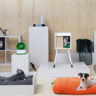 IKEA lanza una línea de muebles para mascotas